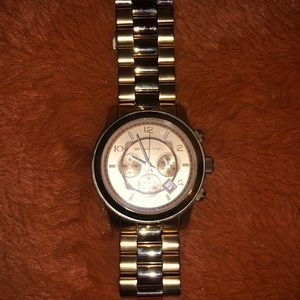Rose Gold Men's Micheal Koran's Watch